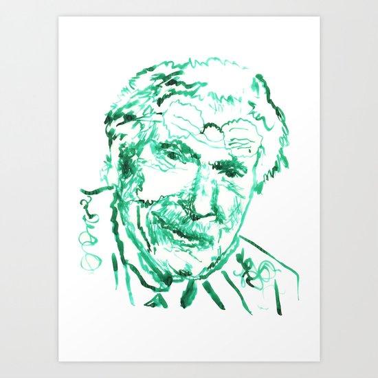 Carl Jung Art Print
