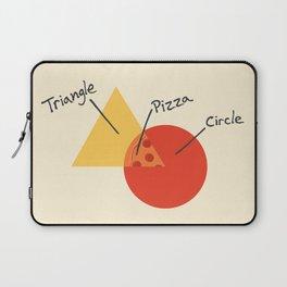A College Venn Diagram Laptop Sleeve