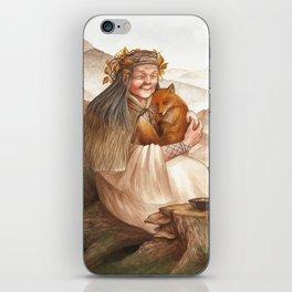 Hotaru ~ A Compendium Of Witches iPhone Skin