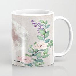 Vanilla Floral D. Coffee Mug