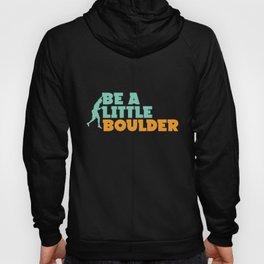 Womens Funny Outdoor Enthusiast Rock & Mountain Climber Design V-Neck design Hoody