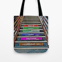 which way ? Tote Bag