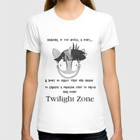 mlp T-shirts featuring MLP: Twilight Zone by turokevie