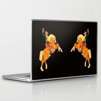 las vegas Laptop & iPad Skins featuring Las Vegas by Tatiana  Dremina