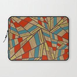 Teak Triangles Laptop Sleeve