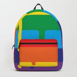 DRIPPY RAINBOW Backpack