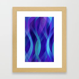Abstract background G143 Framed Art Print