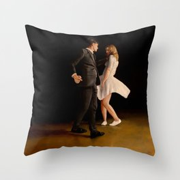 Tuck Turn Throw Pillow