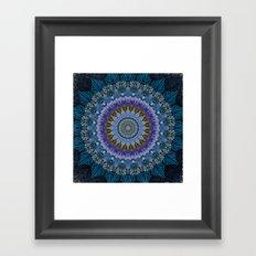 Blue Luna Framed Art Print