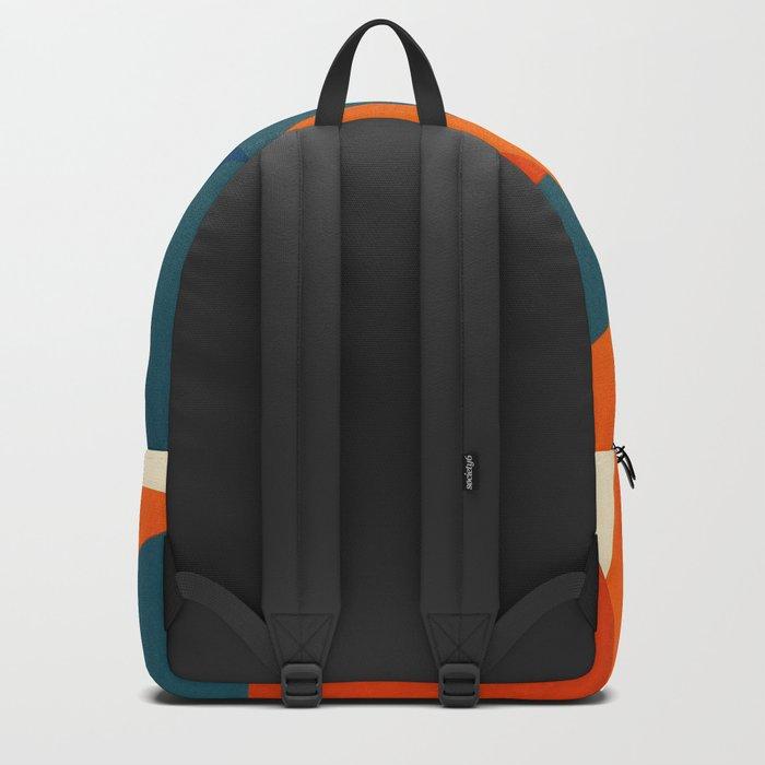 Geometric Solution Backpack