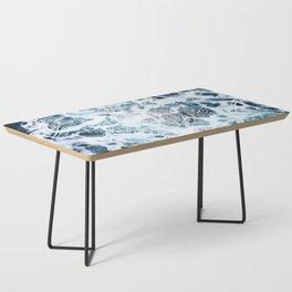 Ocean Mandala - My Wild Heart Coffee Table