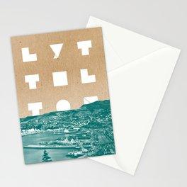 Happy Lyttelton Kraft Stationery Cards