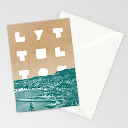 Happy Lyttelton Kraft Stationery Cards