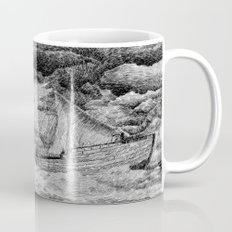 Fingerprint - Sailing Mug