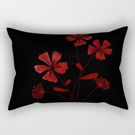 Flower..5 Rectangular Pillow