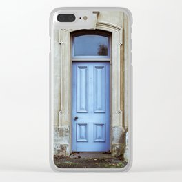Door. Clear iPhone Case