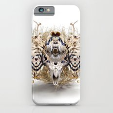 Old West Bones and Tumble Weed iPhone 6s Slim Case