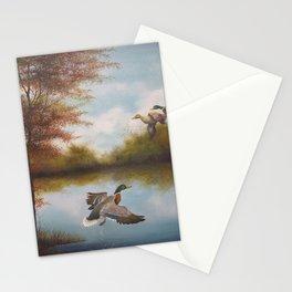 Mallard Refuge Stationery Cards