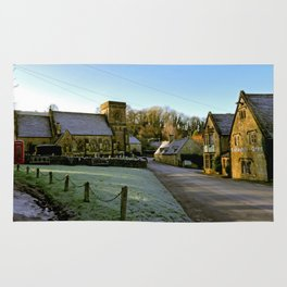 Frosty Snowshill Rug