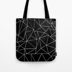 Fracture Tote Bag