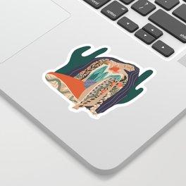Madre Tierra Sticker