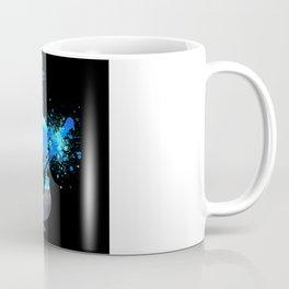 Let The Music Play - Blues Coffee Mug