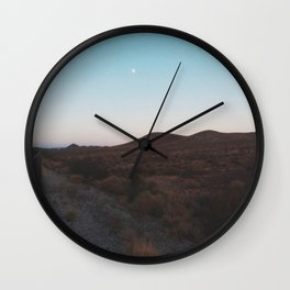 A Journey Across The States Wall Clock