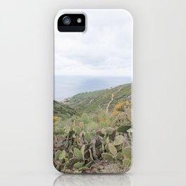 Isola del Giglio iPhone Case
