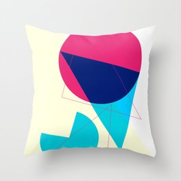One Sunny Day Throw Pillow