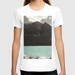 Lake Louise Blue Beauty T-shirt