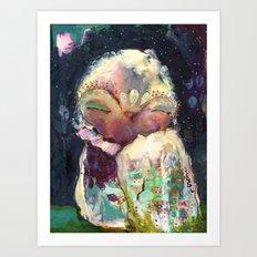 Collector of Dreams Art Print