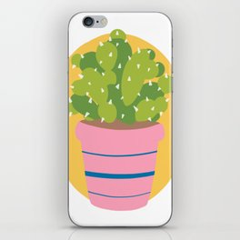 Cacti dude iPhone Skin