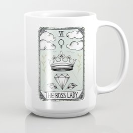 The Boss Lady Coffee Mug