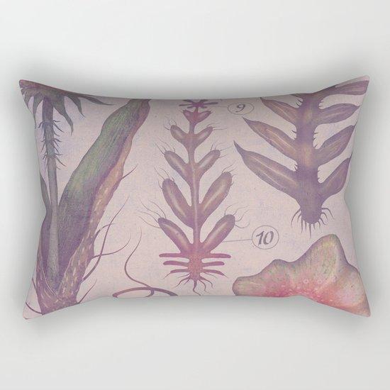 PLANTAE IV Rectangular Pillow