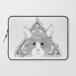 Bodega Cat Spirit Animal Laptop Sleeve