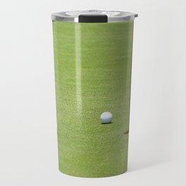 Golf Pin Travel Mug