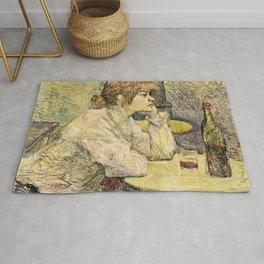 Henri De Toulouse Lautrec - The Hangover Rug