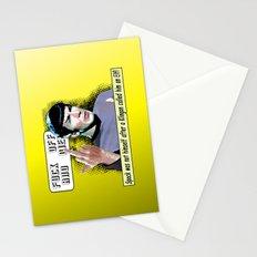 Spock.... Stationery Cards