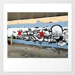 phes chicago  Art Print