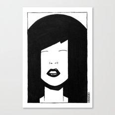 My China Girl Canvas Print