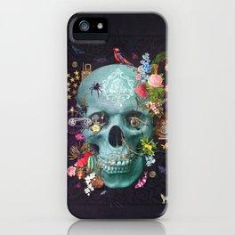 CREATION Skull iPhone Case