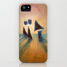 Hope Town iPhone Case