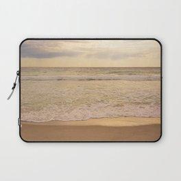 Beach Vintage Laptop Sleeve