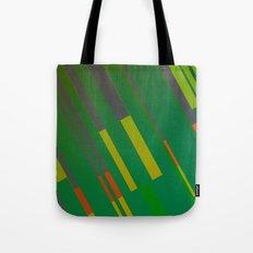 Canopus Green Orange Tote Bag