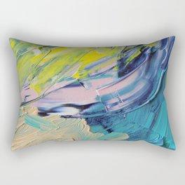 San Antonio River Rectangular Pillow