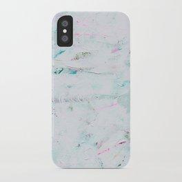 Pensive iPhone Case
