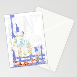 Don't The Golden State My Idaho Stationery Cards