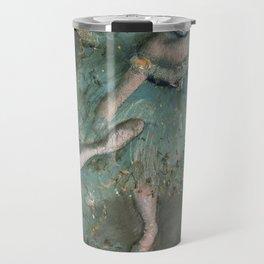 Swaying Dancer - Edgar Degas Travel Mug