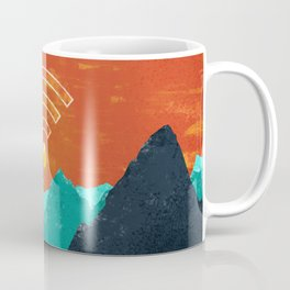 OUT OF OFFICE Coffee Mug