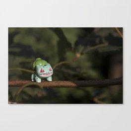 Bulba!!  Canvas Print